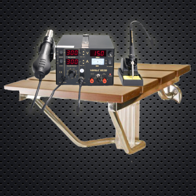 2  in 1  Rework Station